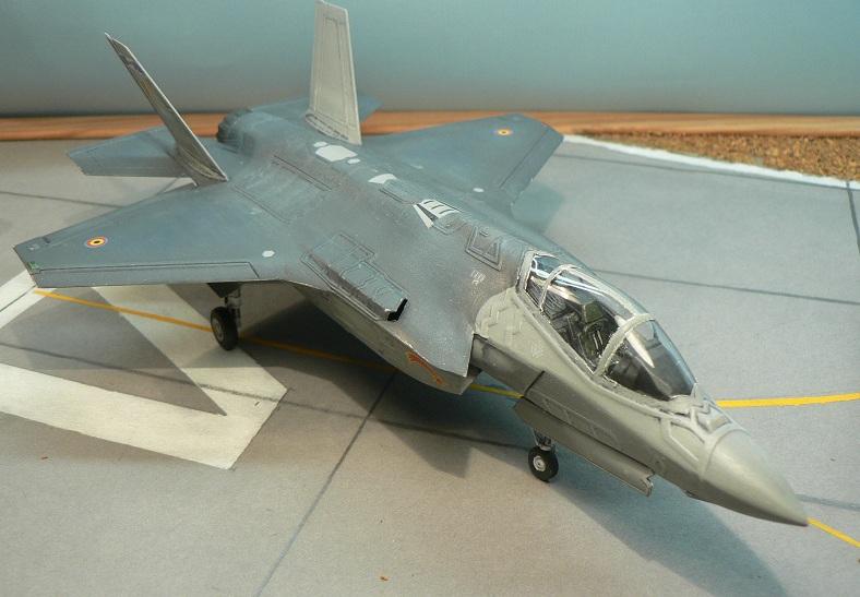 [Italeri] Lockheed Martin F-35 A Lightning II 3-512