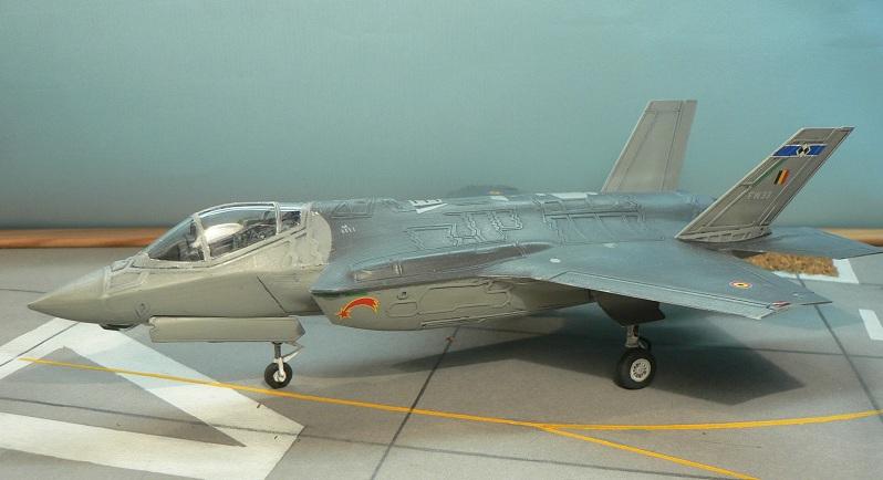 [Italeri] Lockheed Martin F-35 A Lightning II 3-612