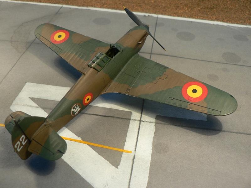 [Airfix] Hawker Hurricane mk.I 310