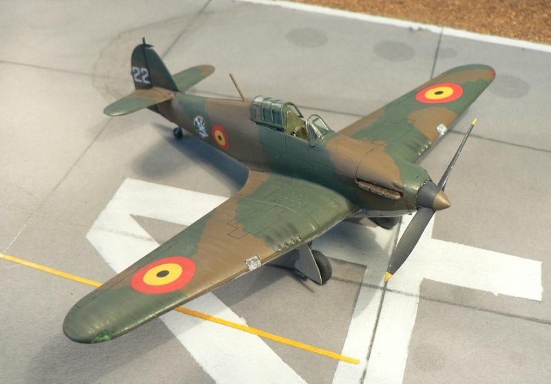 [Airfix] Hawker Hurricane mk.I 410