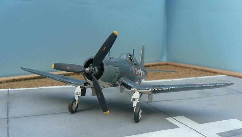 [Revell] Vought Chance F4A-U1 Corsair 8-112