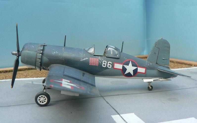 [Revell] Vought Chance F4A-U1 Corsair 8-212