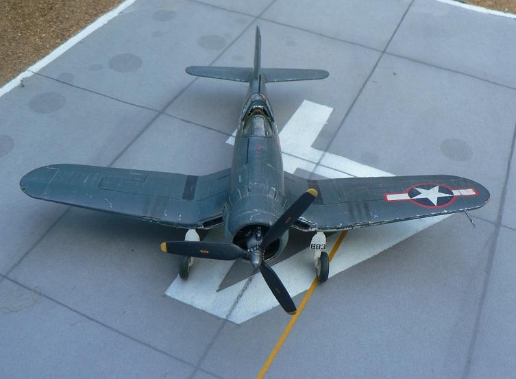 [Revell] Vought Chance F4A-U1 Corsair 8-711