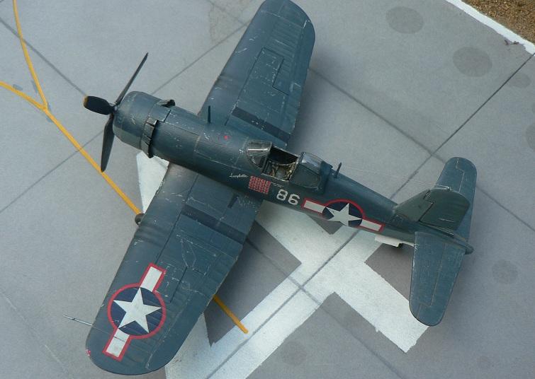 [Revell] Vought Chance F4A-U1 Corsair 8-811