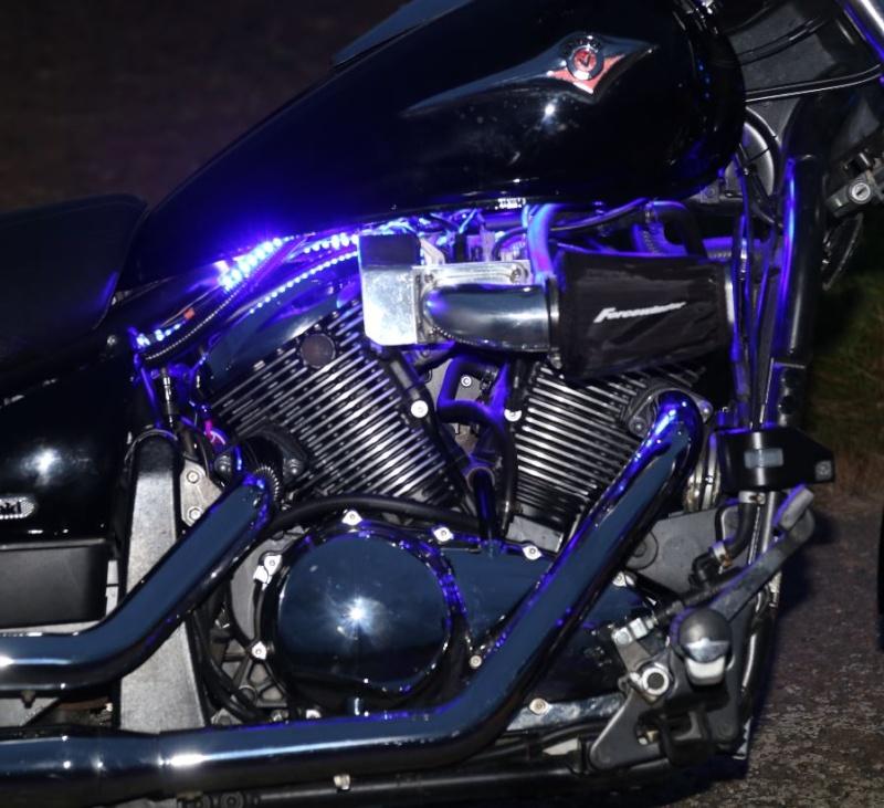 900 VN - j ai eclairé le moteur de mon vn 900 310