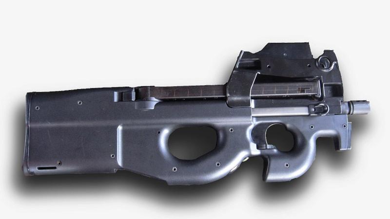 """Le """" FN P90 """" Fn-p9011"""