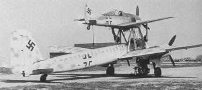 Junkers Mistel . Gmiste11
