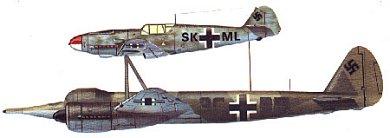 Junkers Mistel . Smiste11