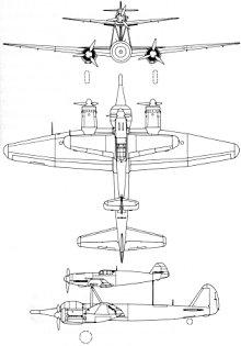 Junkers Mistel . Smiste12