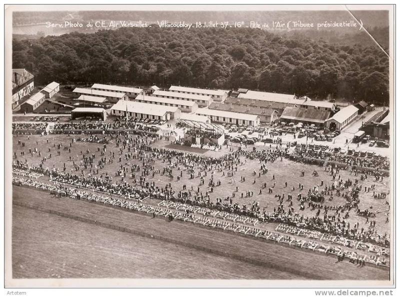 PHOTOGRAPHIES Aériennes Originales de la Fête de l'Air à VILLACOUBLAY  Villa210