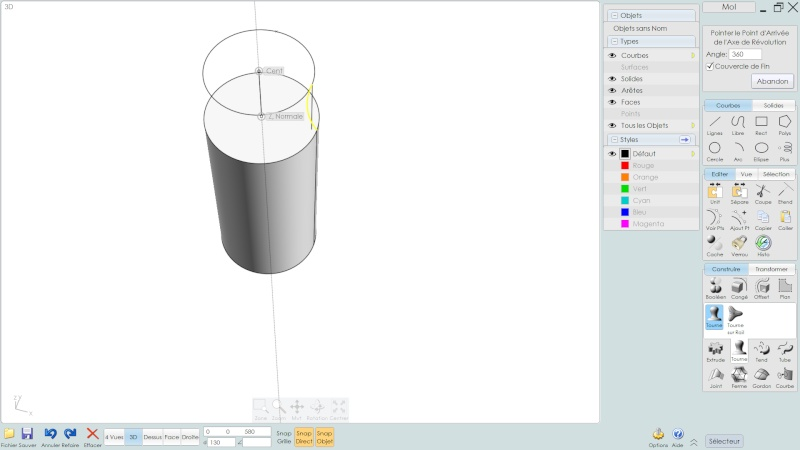 [TUTO] Modélisation d'un tournevis avec Moi3D 318