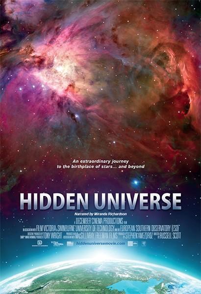 [Film Documentaire] Hidden Universe - 15 octobre 2014 / IMAX La Géode Paris 00-mff10