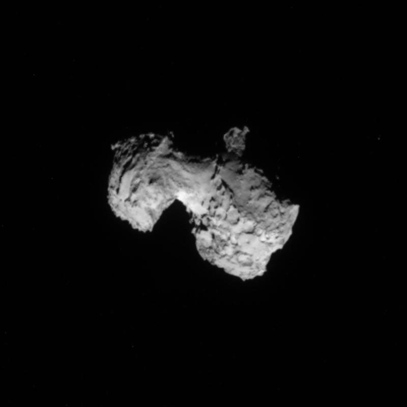 Rosetta - Réveil de la sonde / Mission / Atterrissage de Philae 10574210