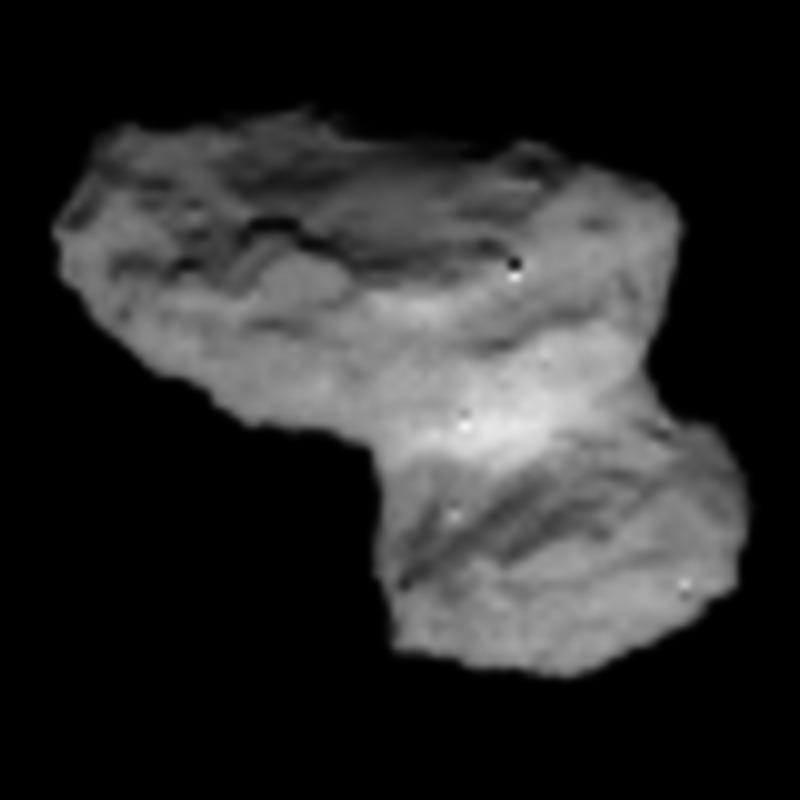 Rosetta - Réveil de la sonde / Mission / Atterrissage de Philae 1er_ao11