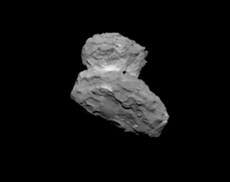 Rosetta - Réveil de la sonde / Mission / Atterrissage de Philae 1er_ao12
