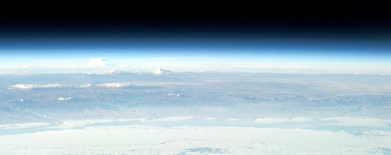Vol spatial d'Alexander Gerst / Expedition 40 et 41 - BLUE DOT / Soyouz TMA-13M 1er_vo10