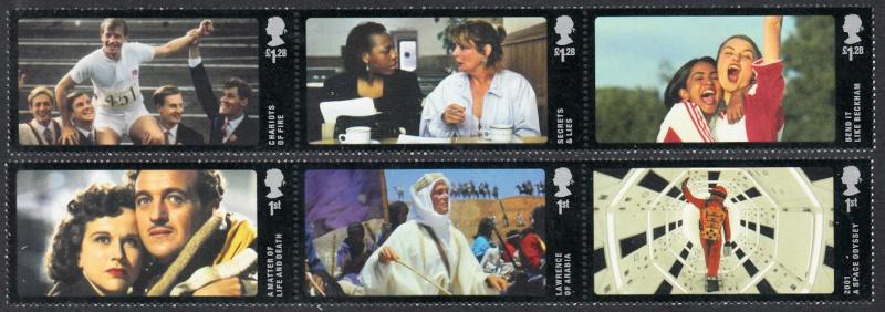 Emission d'un timbre ''2001 A Space Odyssey'' par la poste britannique 2001_s11