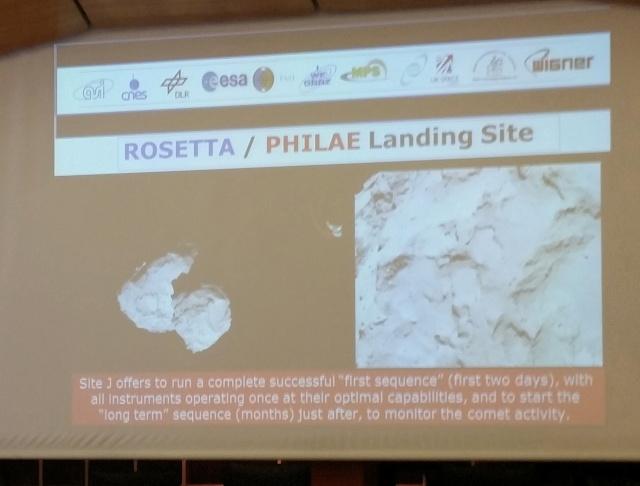 Rosetta - Réveil de la sonde / Mission / Atterrissage de Philae 2014-010