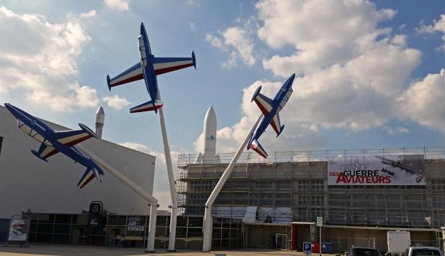 [Exposition] La Grande Guerre des Aviateurs - Jusqu'au 25 janvier 2015 au Musée de l'Air et de l'Espace au Bourget 20141010