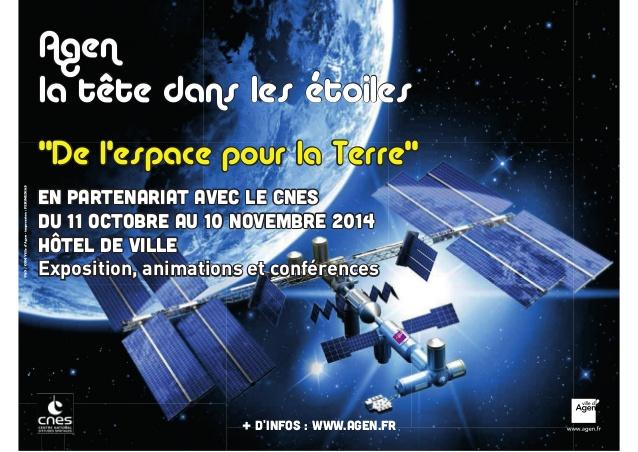 [Exposition] Agen, la tête dans les étoiles / 11 octobre au 10 novembre 2014 Agen-l10