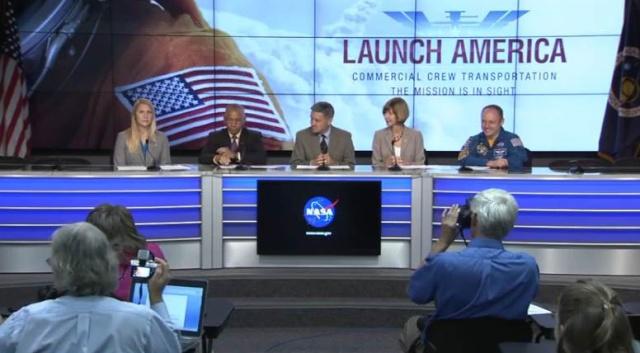 [CST-100 et Dragon] La NASA sélectionne Boeing et SpaceX pour la desserte de l'ISS  Annonc11