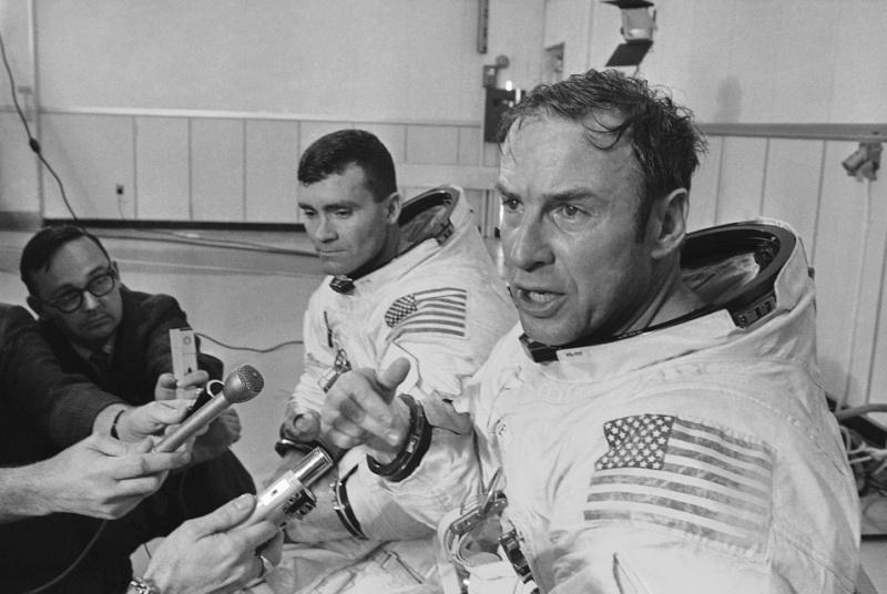 Apollo 13 - La mission - Rares Documents, Photos, et autres ... Apollo15