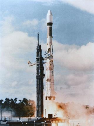 35ème anniversaire du lancement de la première fusée Ariane - 24 décembre 1979 Ariane10