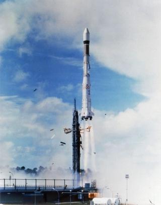 35ème anniversaire du lancement de la première fusée Ariane - 24 décembre 1979 Ariane13