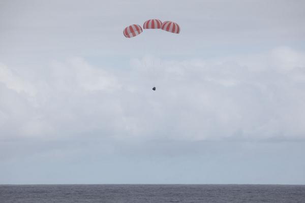 Lancement de la capsule ravitaillement Dragon CRS-4 / SpaceX Falcon 9 / 21 septembre 2014 B00epq10