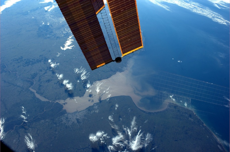 Vol spatial d'Alexander Gerst / Expedition 40 et 41 - BLUE DOT / Soyouz TMA-13M Buenos10