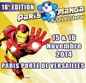 Paris Manga & Sci-Fi Show - Venez rencontrer Maitre Bra'tac, Dr Who et autres - 15 et 16 novembre 2014 Carre-10