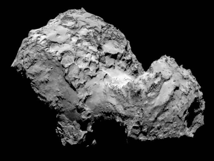 Rosetta - Réveil de la sonde / Mission / Atterrissage de Philae Comet_10
