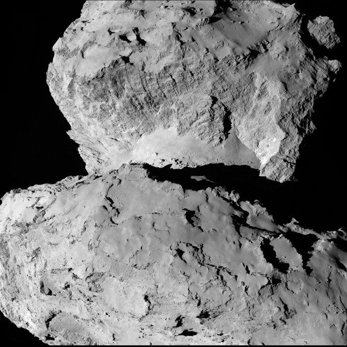 Rosetta - Réveil de la sonde / Mission / Atterrissage de Philae Comet_11