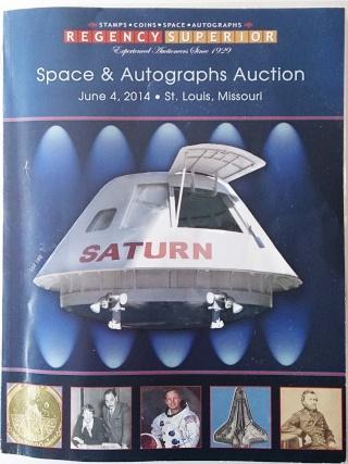 [Vente aux enchères] 4 juin 2014 - Modèle de tests d'une Capsule Apollo en vente et autres .... Dsc_0610
