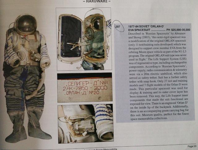[Vente aux enchères] 4 juin 2014 - Modèle de tests d'une Capsule Apollo en vente et autres .... Dsc_0612