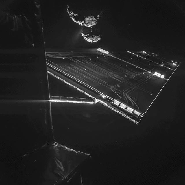 Rosetta - Réveil de la sonde / Mission / Atterrissage de Philae - Page 2 Esa_ro10