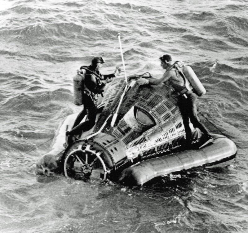 Gemini 3 - Gemini 3 - La mission - Rares Documents, Photos, et autres ... Gemini13