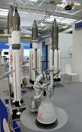 23 décembre 2014 - Lancement réussi pour le nouveau lanceur russe Angara 5 Img_9810