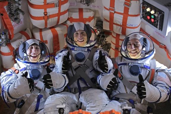 L'astronaute Michael Massimino prend sa retraite Massim11