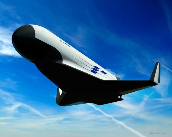 Boeing désigné pour la conception du futur avion spatial XS-1 pour le DARPA Msf14-10