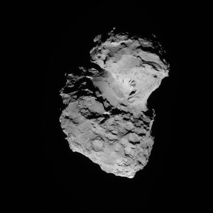 Rosetta - Réveil de la sonde / Mission / Atterrissage de Philae Navcam11
