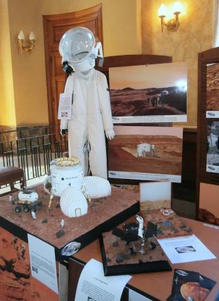21 juin 2014 - Conférences A la découverte de Mars - Mairie du 15ème P6210510