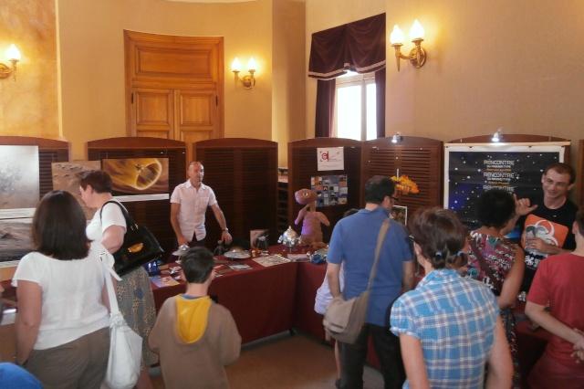 21 juin 2014 - Conférences A la découverte de Mars - Mairie du 15ème P6210513