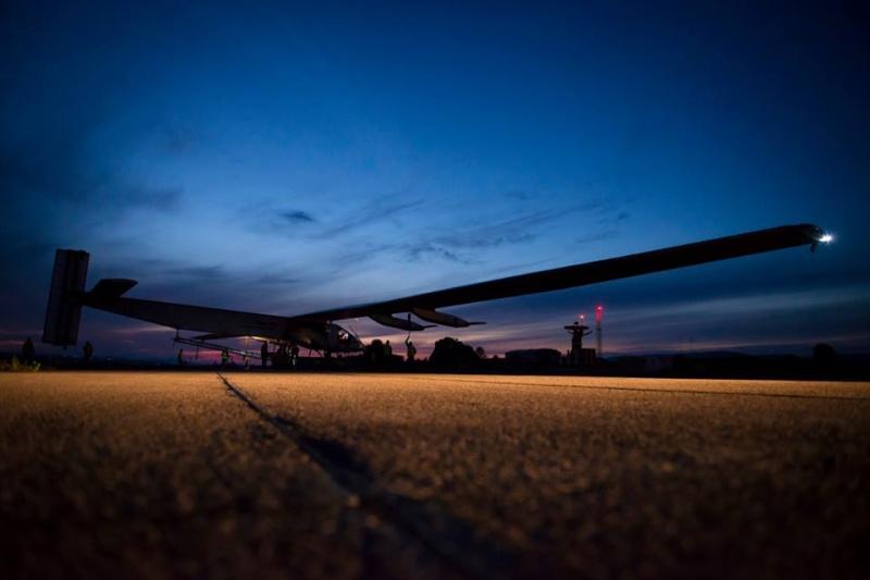 Solar Impulse 2 - Premier vol annoncé pour le 2 juin 2014 Si2_ro11