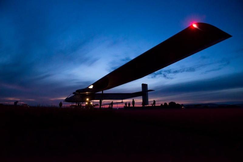 Solar Impulse 2 - Premier vol annoncé pour le 2 juin 2014 Si2_ro12