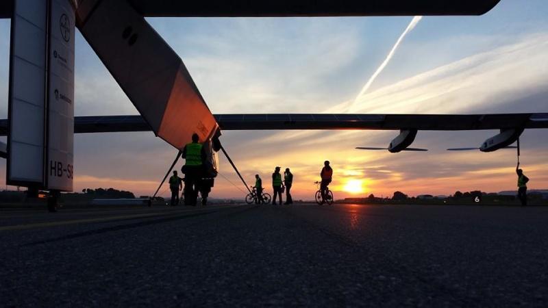Solar Impulse 2 - Premier vol annoncé pour le 2 juin 2014 Si2_ro13