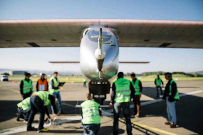 Solar Impulse 2 - Premier vol annoncé pour le 2 juin 2014 Si_pra10