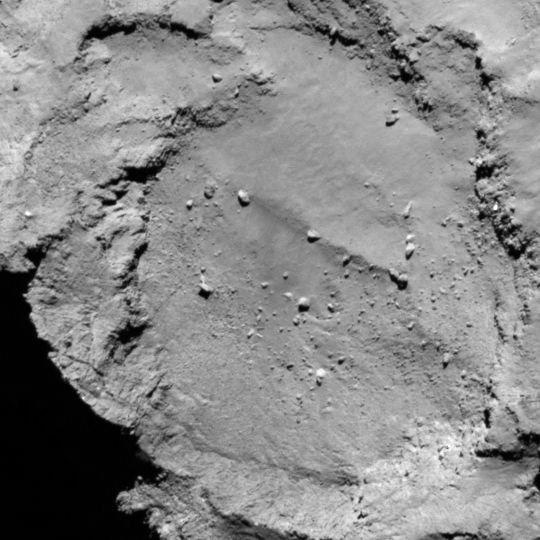 Rosetta - Réveil de la sonde / Mission / Atterrissage de Philae Site_b10