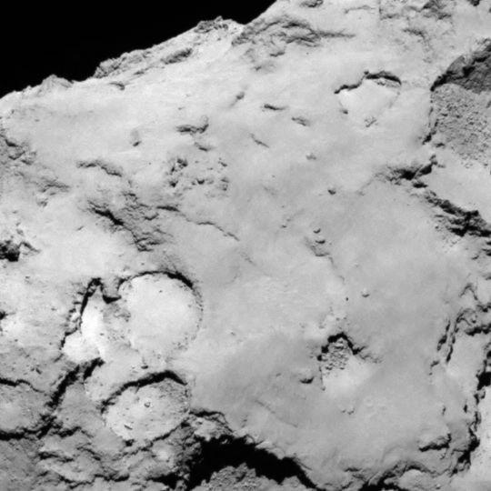 Rosetta - Réveil de la sonde / Mission / Atterrissage de Philae Site_c10