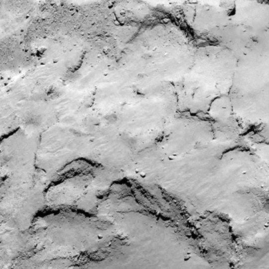 Rosetta - Réveil de la sonde / Mission / Atterrissage de Philae Site_j10